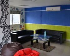 Lounge at Catalyzer